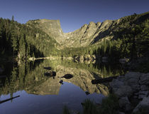 Rocky Mountain National Park in Colorado del Nord Immagine Stock Libera da Diritti