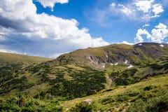Rocky mountain national park colorado Royalty Free Stock Photos