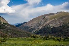 Rocky mountain national park colorado Stock Images