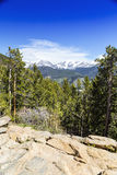 Rocky Mountain National Park Royalty Free Stock Image