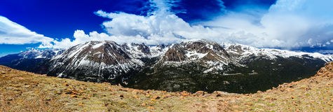Rocky Mountain National Park Royalty Free Stock Photo