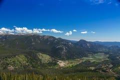Rocky Mountain National Park Stock Photography