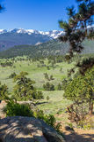 Rocky Mountain National Park Stock Photography