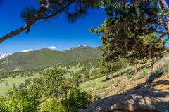 Rocky Mountain National Park Stock Images