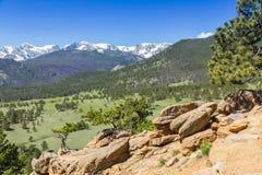 Rocky Mountain National Park Stock Image