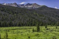 Rocky Mountain National Park. Colorado, USA stock photography