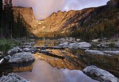 Rocky Mountain National Park en Colorado septentrional Imagen de archivo