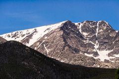 Rocky mountain national park Stock Image