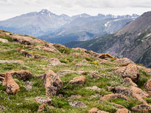 Rocky Mountain National Park, USA Royalty Free Stock Images