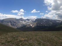 Rocky Mountain-Park Stockbild