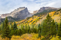 Free Rocky Mountain Park Road To Bear Lake Royalty Free Stock Images - 62271049
