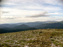 Rocky Mountain parkerar Royaltyfria Bilder