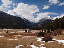 Rocky Mountain Range Stock Photos
