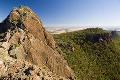 Rocky Mountain Ridge Stock Image