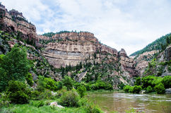 Rocky Mountain river Royalty Free Stock Photo