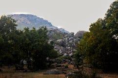 Rocky mountain. stock photos
