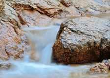 Mountain Stream Royalty Free Stock Photography