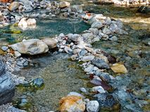 Rocky Mountain Stream Royalty Free Stock Photo