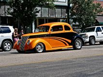 2019 Rocky Mountain Street Rod Nationals Parade stock photography