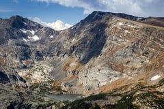 Rocky Mountain Trail Ridge Road Fotografía de archivo libre de regalías