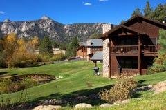 Rocky Mountain Vacation Royalty Free Stock Photo