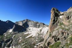 Rocky Mountain Vista Royalty Free Stock Photos
