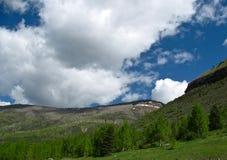 rocky mountain widok Zdjęcia Royalty Free