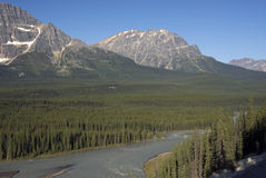 Rocky Mountains Royalty Free Stock Photos