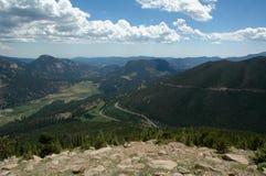Rocky Mountains Royalty Free Stock Photo