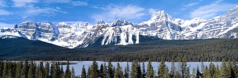 Rocky Mountains stock photo