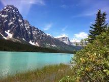 Rocky Mountains lizenzfreies stockfoto