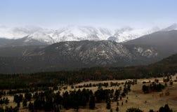 Rocky Mountains Lizenzfreie Stockfotos