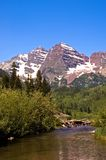Rocky Mountains Royalty Free Stock Photos