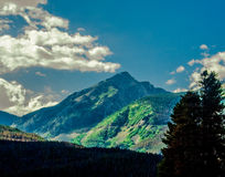 Rocky Mountains 2 Stockbilder