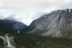 Rocky Mountains, Canada Royalty Free Stock Image