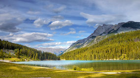 Rocky Mountains Canada royalty free stock images