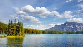 Rocky Mountains Canada Stock Photography