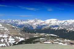 Rocky Mountains, Colorado Stock Image