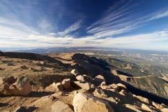 Rocky Mountains in Colorado Stock Photos
