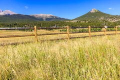 Rocky Mountains Front Range Royalty Free Stock Photography