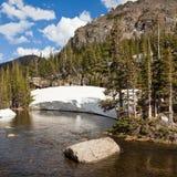 Rocky Mountains Landscape Royalty Free Stock Photos
