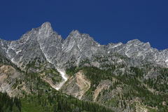 Rocky Mountains landscape Stock Images