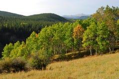 Rocky mountains landscape Royalty Free Stock Photo