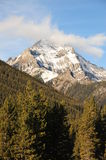 Rocky mountains landscape Royalty Free Stock Photos