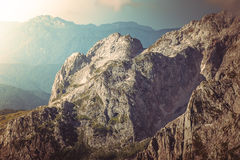 Rocky Mountains Landscape beautiful Royalty Free Stock Images