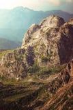 Rocky Mountains Landscape bello Fotografia Stock Libera da Diritti