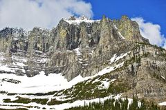 Rocky Mountains Landscape Stock Image