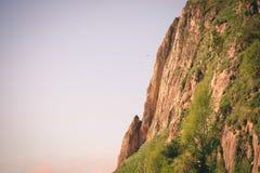 Rocky Mountains Landscape Summer Travel Fotografie Stock Libere da Diritti