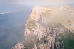 Rocky Mountains Landscape Summer Travel Fotografia Stock Libera da Diritti