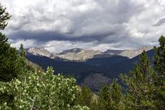Rocky Mountains. Rocky Mountain National Park, Colorado Stock Photography